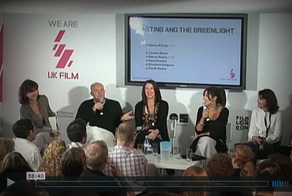 CASTING AND THE GREENLIGHT – CANNES 2013