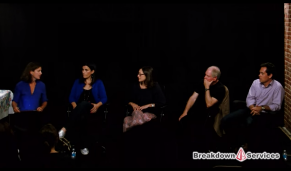 "Nancy Bishop Panel – Part 1 – ""What do Casting Executives Do?"""