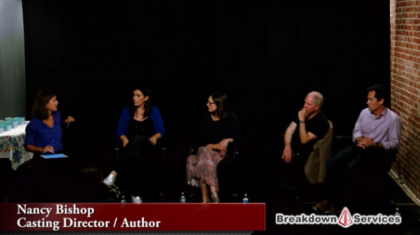 "Nancy Bishop Panel – Part 4 – ""Relationships with CDs"""